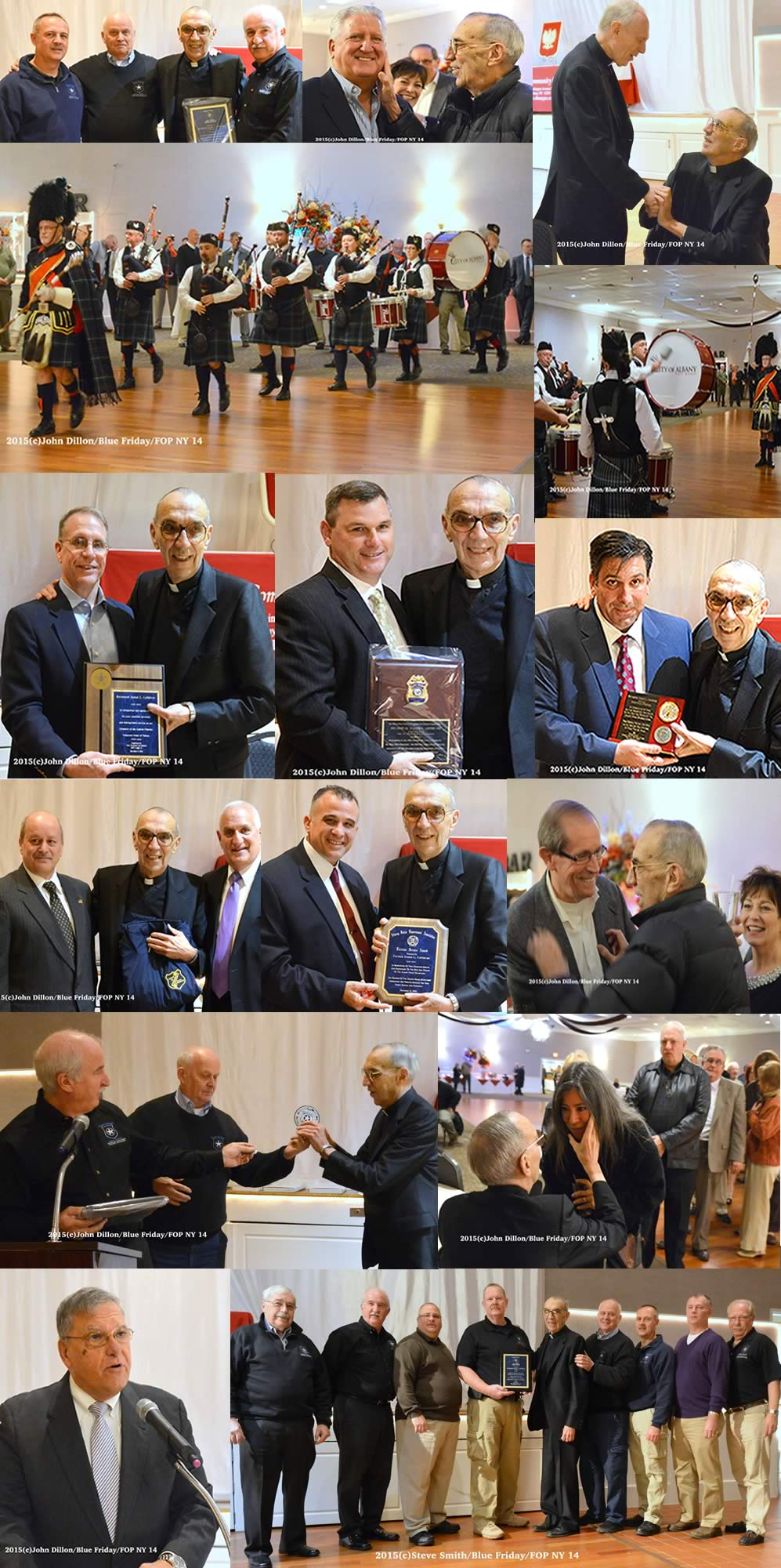 Photos of a LIfe of Service to the Community - a Celebration of Father James Lefebvre's many years of unwavering service to the Law Enforcement Community as seen through the lense of FOP Photographer John Dillon at www.jrdphotog.com