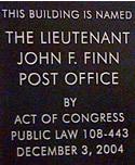 Lieutenant John F. Finn Post Office, Stuyvesant Plaza, Albany, NY 12203